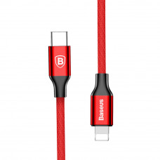 Baseus Yiven Series Type-C to lightning Cable 2M Red (CATLYW-B09)