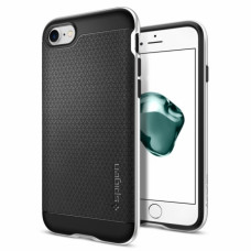 Spigen iPhone 7/8 Case Neo Hybrid Satin Silver