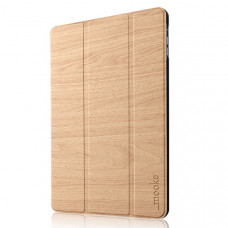 Mooke Mock Wooden Case Apple iPad Air Beige