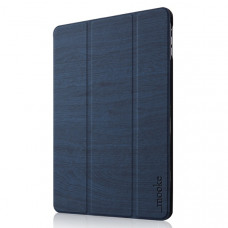 Mooke Mock Wooden Case Apple iPad Air Navy