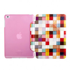 Mooke Painted Case for iPad Mini Retina Plaid